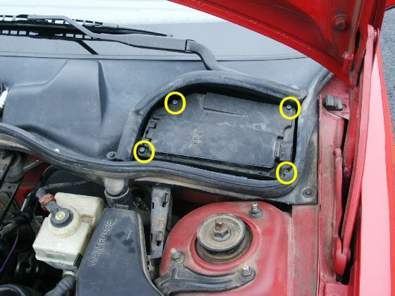volvo 850 fuse box removal   26 wiring diagram images