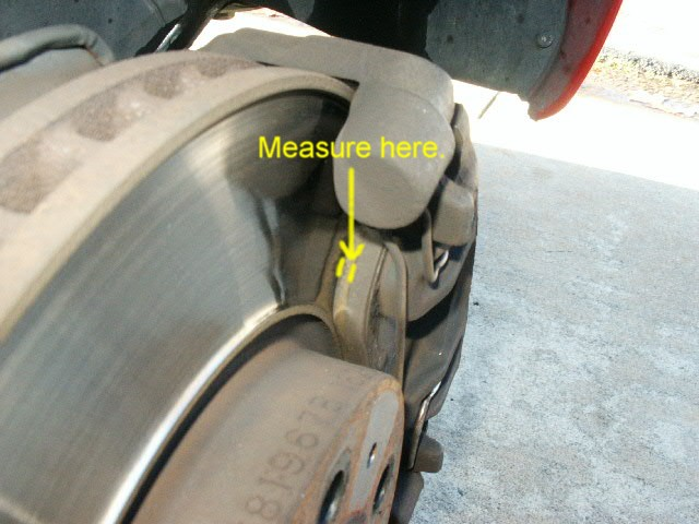 brake pads front replacement instructions on a 1998 s70 volvo also 850. Black Bedroom Furniture Sets. Home Design Ideas