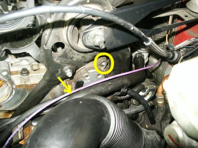 1993 850, crank but wont start, new fuel pump + more